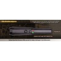 Showroom model Garrett Tactical Handheld Detector THD