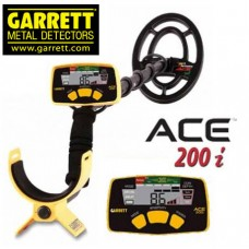 Showroom Garrett ACE 200I